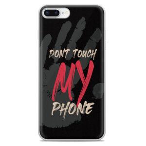 Θήκη Apple iphone 7 Plus / 8 Plus DONT TOUCH