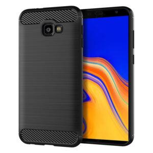 Θήκη Forcell Carbon Samsung Galaxy J4 Plus 2018